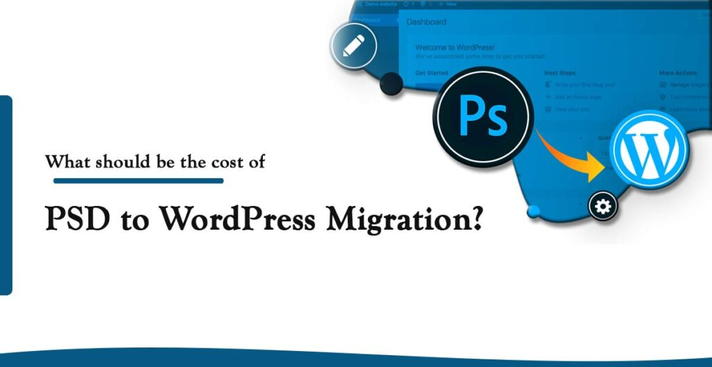 PSD to Wordpress migration