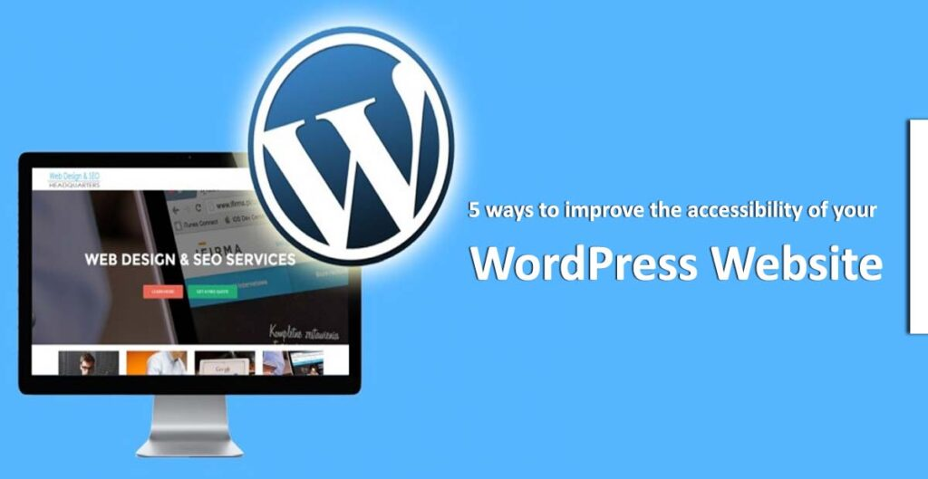 wordpress website