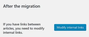 Migrate Joomla to WordPress
